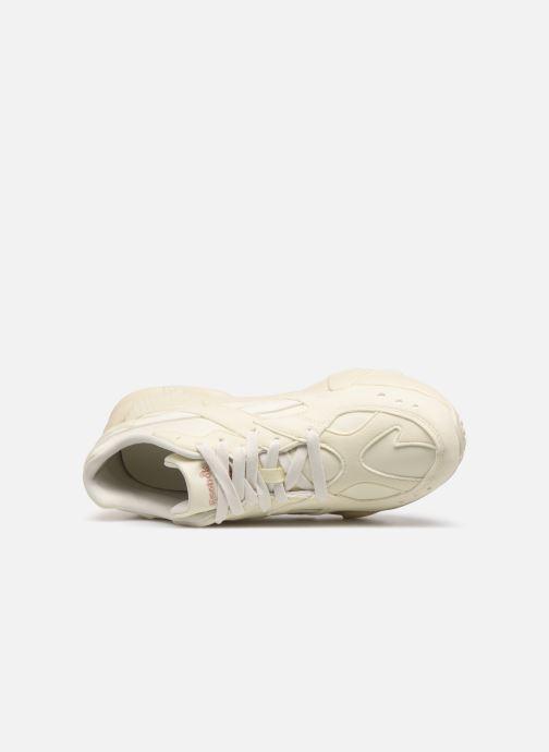 Sneakers Reebok Aztrek Double 93 Bianco immagine sinistra