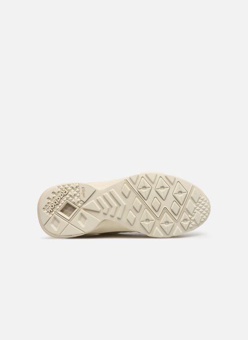 Sneakers Reebok Aztrek Double 93 Bianco immagine dall'alto