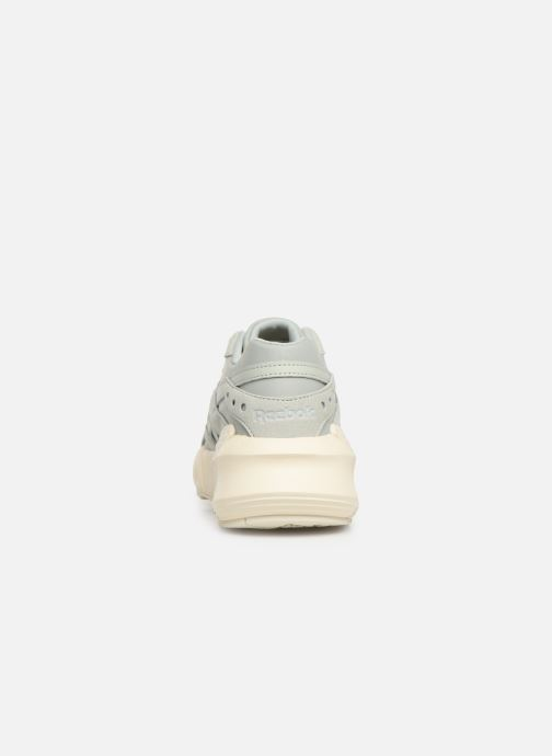 Sneakers Reebok Aztrek Double 93 Azzurro immagine destra