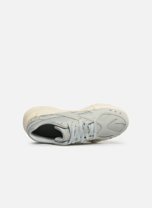 Trainers Reebok Aztrek Double 93 Blue view from the left