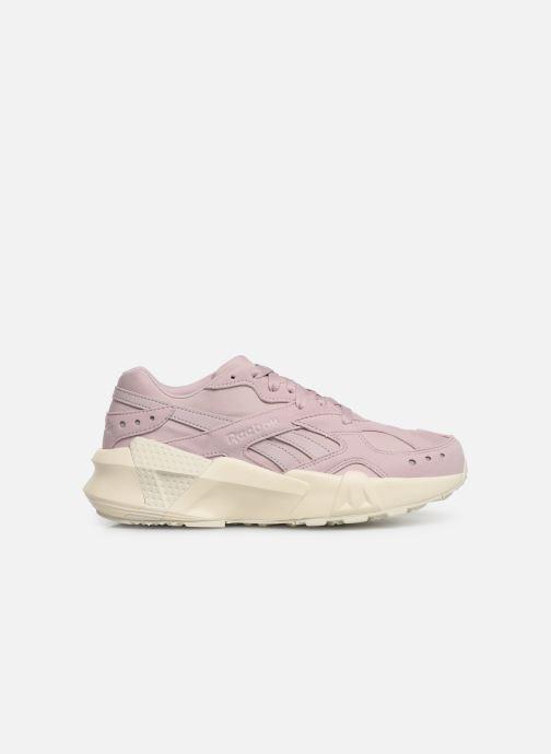 Sneakers Reebok Aztrek Double 93 Roze achterkant