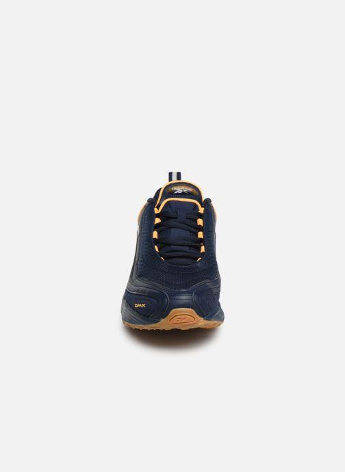 Baskets Reebok Daytona Dmx Mu Bleu vue portées chaussures