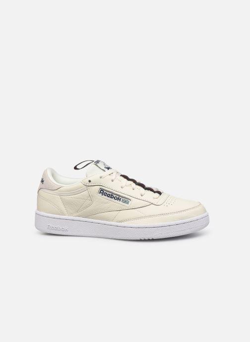 Sneakers Reebok Club C 85 Mu M Wit achterkant