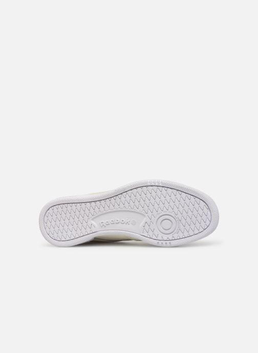Sneakers Reebok Club C 85 Mu M Wit boven