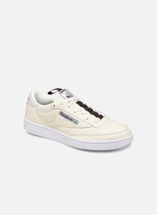 Sneaker Reebok Club C 85 Mu M weiß detaillierte ansicht/modell