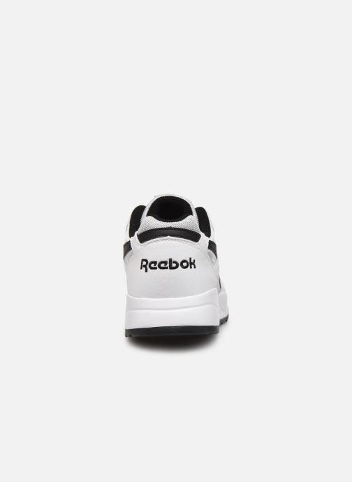 Sneaker Reebok Bolton Essential Mu weiß ansicht von rechts