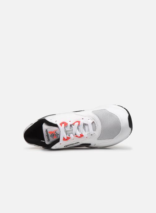 Sneaker Reebok Bolton Essential Mu weiß ansicht von links