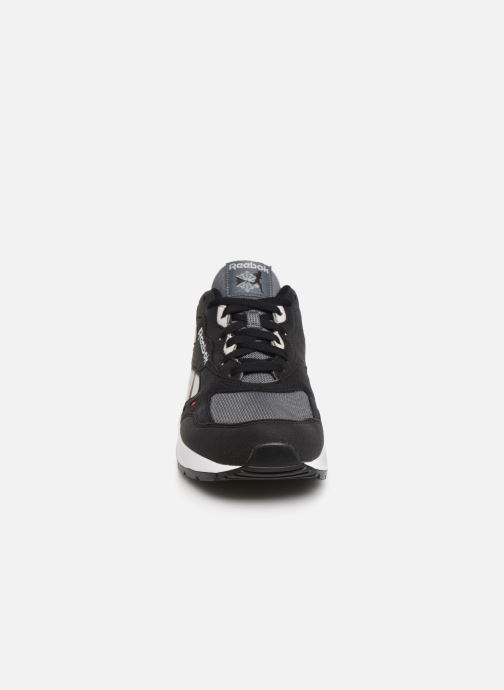 Baskets Reebok Bolton Essential Mu Noir vue portées chaussures