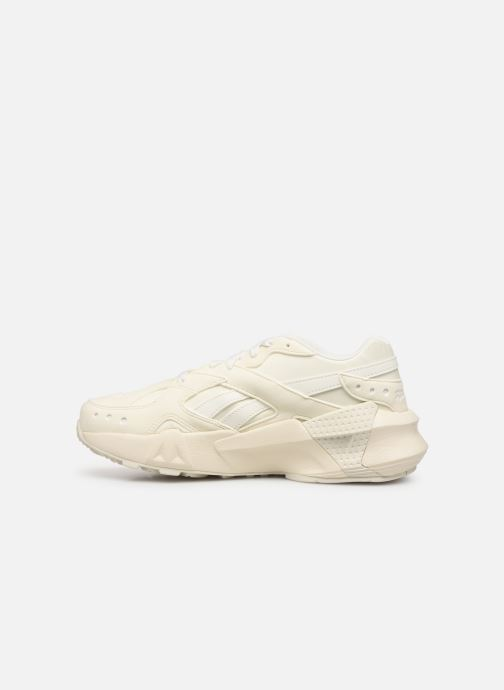 Baskets Reebok Aztrek Double 93 W Blanc vue face