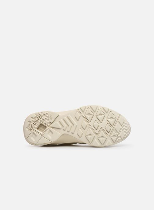 Sneakers Reebok Aztrek Double 93 W Bianco immagine dall'alto