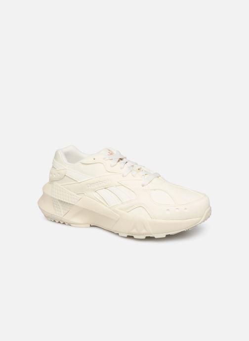 Sneakers Reebok Aztrek Double 93 W Wit detail