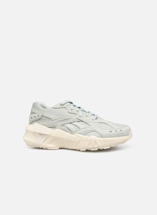 Sneakers Reebok Aztrek Double 93 W Blauw achterkant