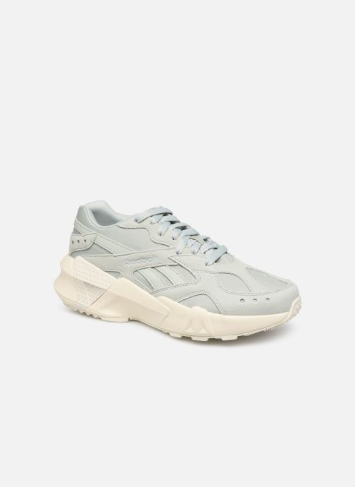 Sneakers Reebok Aztrek Double 93 W Azzurro vedi dettaglio/paio