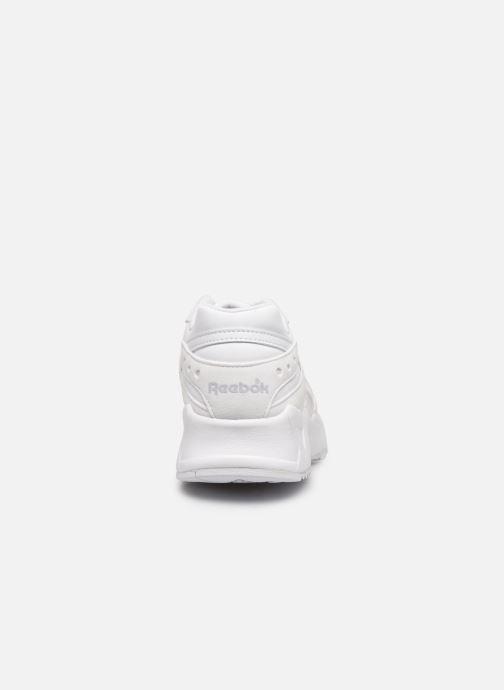 Baskets Reebok Aztrek W Blanc vue droite