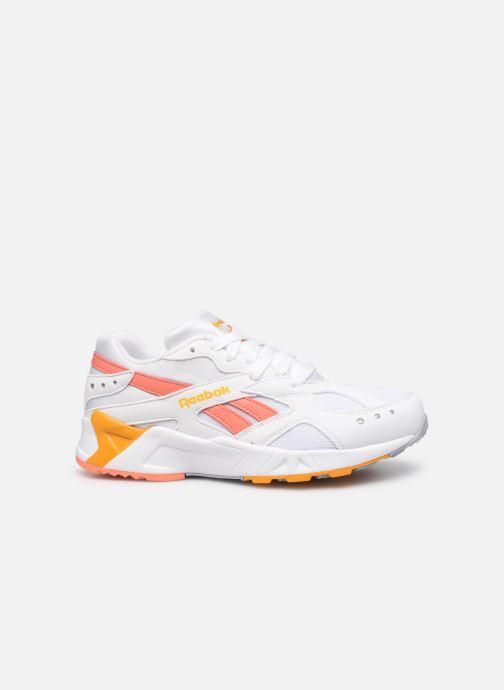 Sneakers Reebok Aztrek W Bianco immagine posteriore