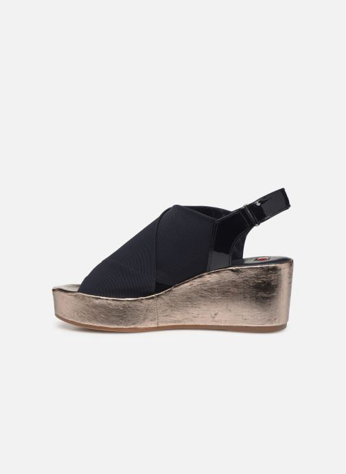 Sandales et nu-pieds HÖGL Portofino Bleu vue face
