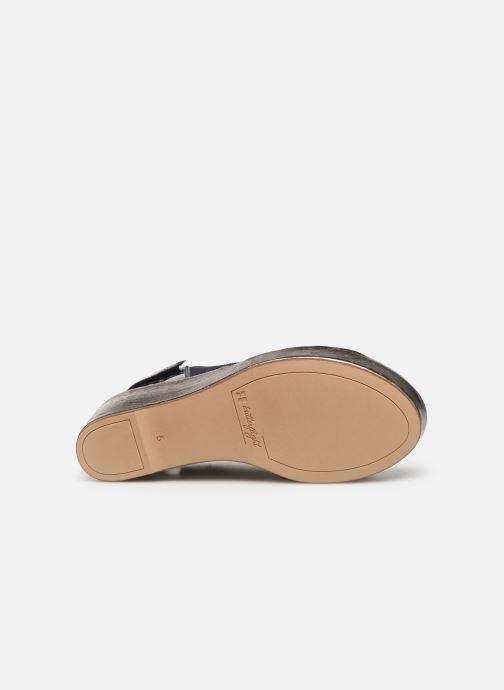 Sandales et nu-pieds HÖGL Portofino Bleu vue haut