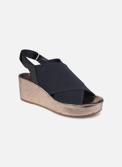 Sandales et nu-pieds HÖGL Portofino Bleu vue détail/paire