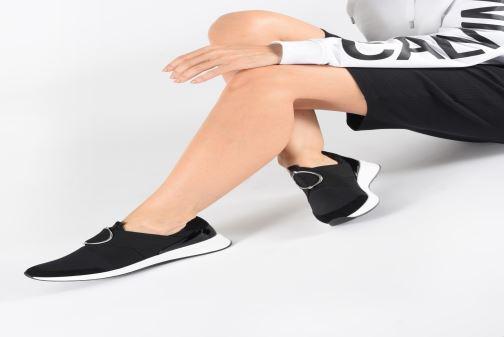 Sneakers HÖGL Funny Stretch  Gore-Tex Nero immagine dal basso