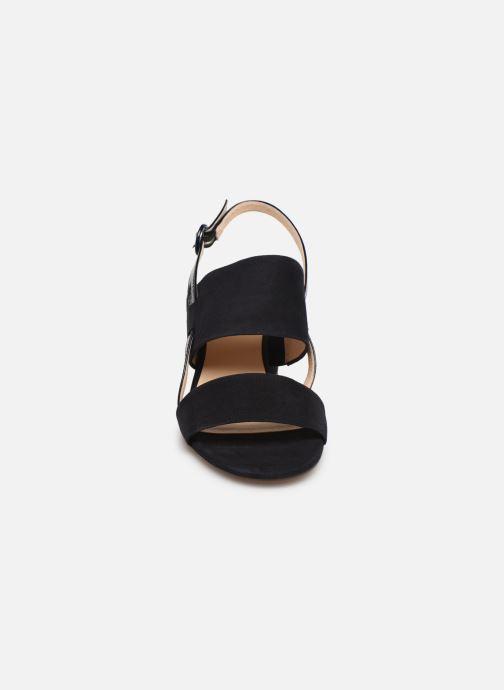 Sandales et nu-pieds HÖGL Painty Bleu vue portées chaussures