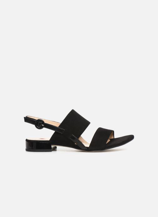 Sandales et nu-pieds HÖGL Ribby Noir vue derrière