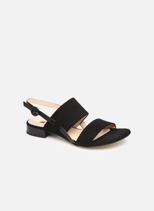 Sandales et nu-pieds HÖGL Ribby Noir vue détail/paire