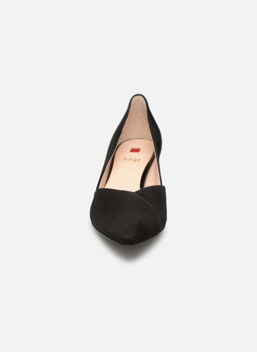 Escarpins HÖGL Scala Noir vue portées chaussures