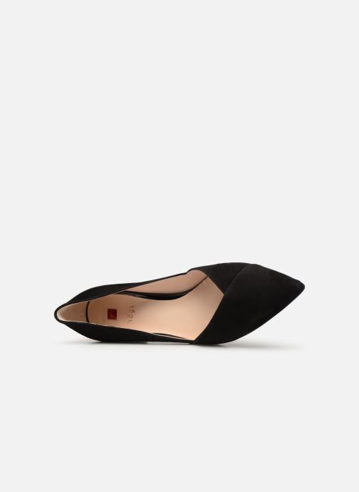 High heels HÖGL Scala Black view from the left