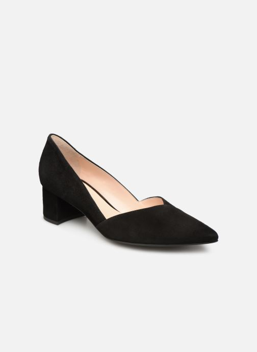 High heels HÖGL Scala Black detailed view/ Pair view