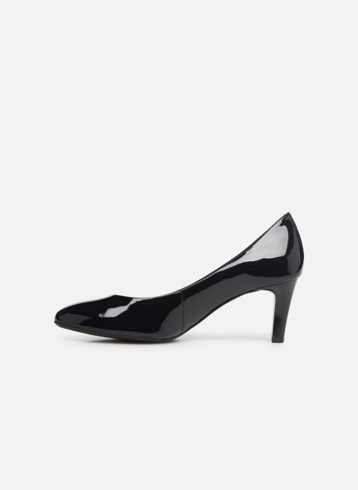 High heels HÖGL Lene Blue front view