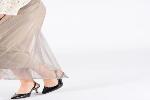 Zapatos de tacón HÖGL Hampton Negro vista de abajo