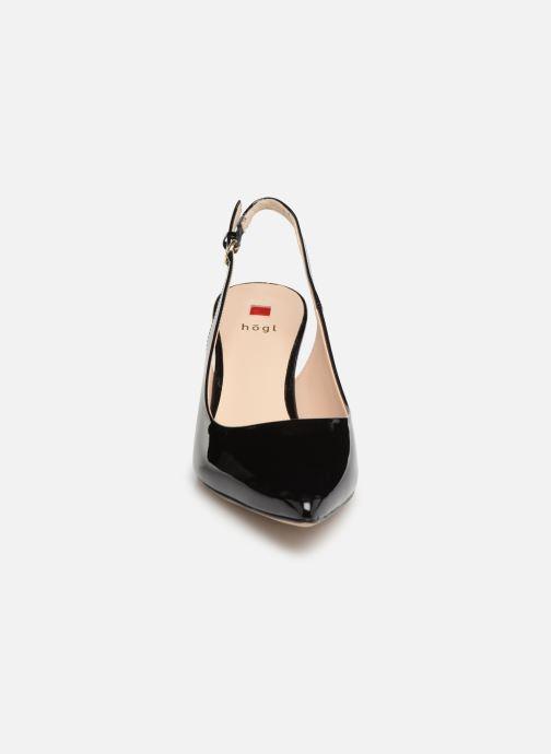 Escarpins HÖGL Hampton Noir vue portées chaussures