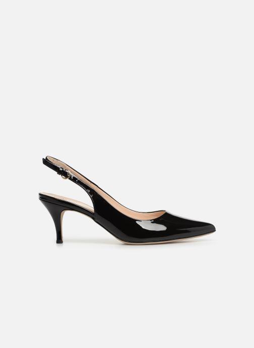 Zapatos de tacón HÖGL Hampton Negro vistra trasera
