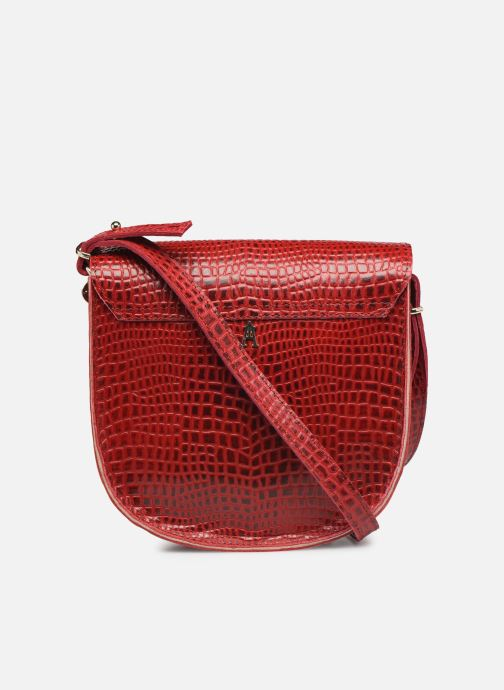 Handtassen Craie MINI LUNE Rood voorkant