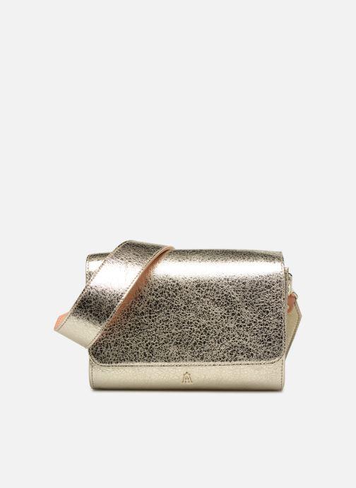 Sacs à main Craie POESIE Or et bronze vue détail/paire