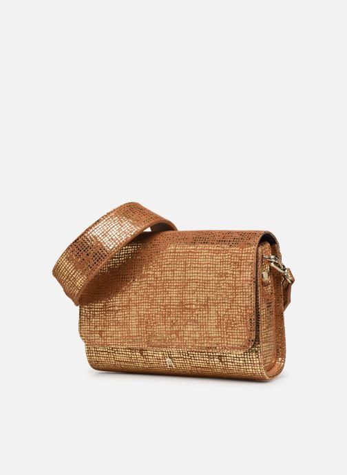 Handtaschen Craie POESIE gold/bronze schuhe getragen