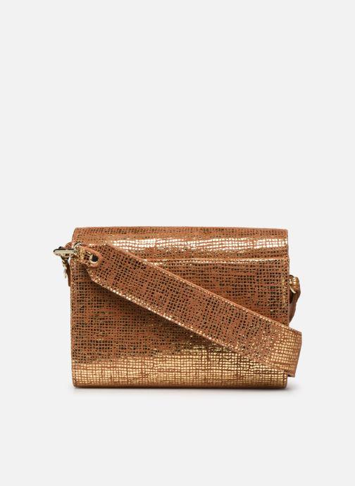 Handtaschen Craie POESIE gold/bronze ansicht von vorne