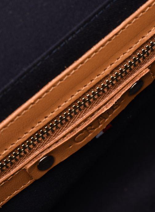 Handtaschen Craie POESIE gold/bronze ansicht von hinten