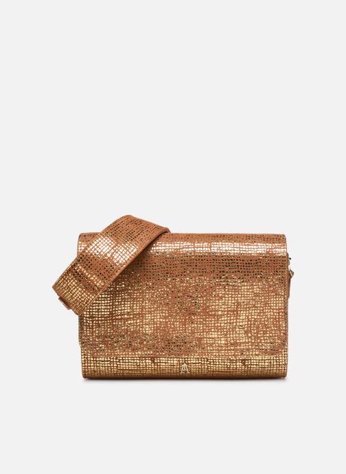 Bolsos de mano Craie POESIE Oro y bronce vista de detalle / par