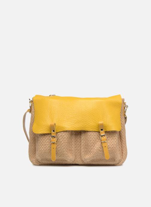 Handtaschen Craie MAXI MATHS gelb detaillierte ansicht/modell