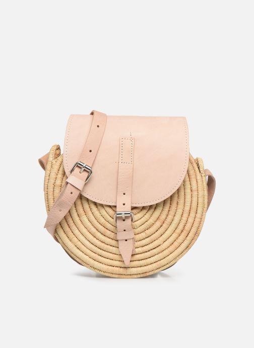 Handtaschen Taschen Sac rond raphia