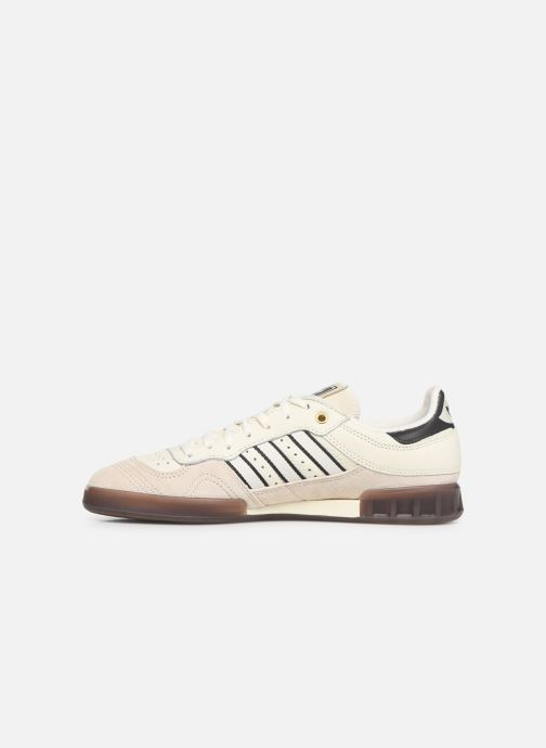 Sneakers adidas originals Handball Top Bianco immagine frontale