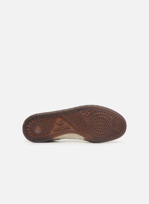 Sneakers adidas originals Handball Top Bianco immagine dall'alto