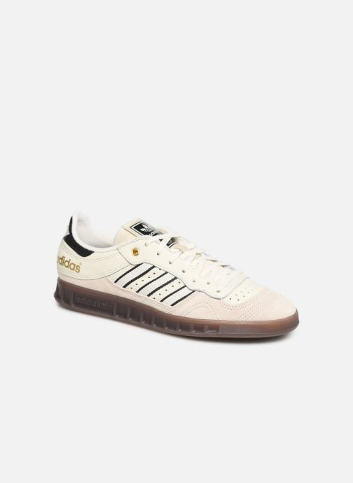 save off fadea df6c1 Baskets adidas originals Handball Top Blanc vue détail paire