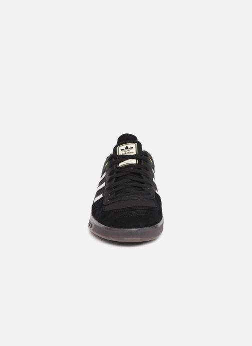 Trainers adidas originals Handball Top Black model view