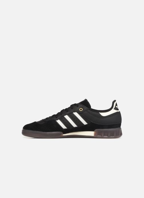 Deportivas adidas originals Handball Top Negro vista de frente