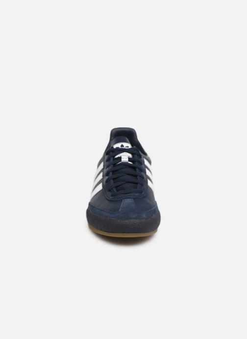 Baskets adidas originals Jeans Bleu vue portées chaussures