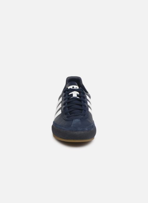 Sneaker Adidas Originals Jeans blau schuhe getragen