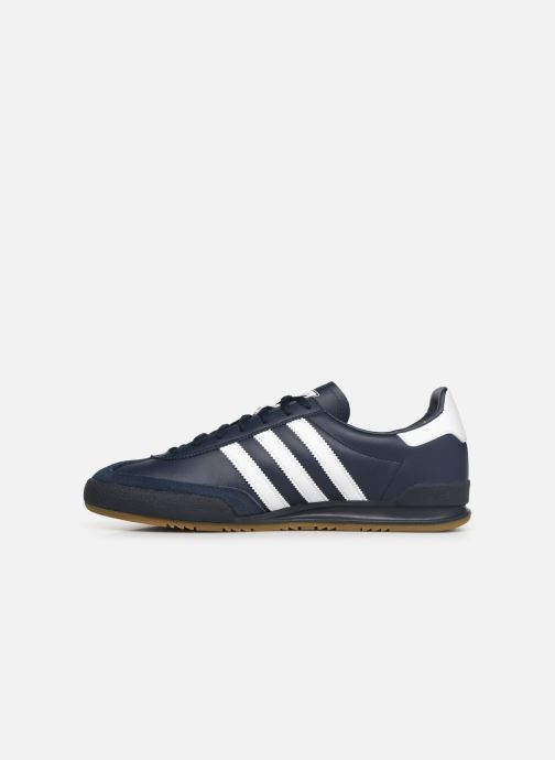 Baskets adidas originals Jeans Bleu vue face