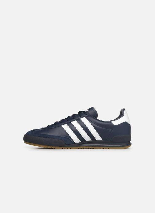 Sneaker Adidas Originals Jeans blau ansicht von vorne